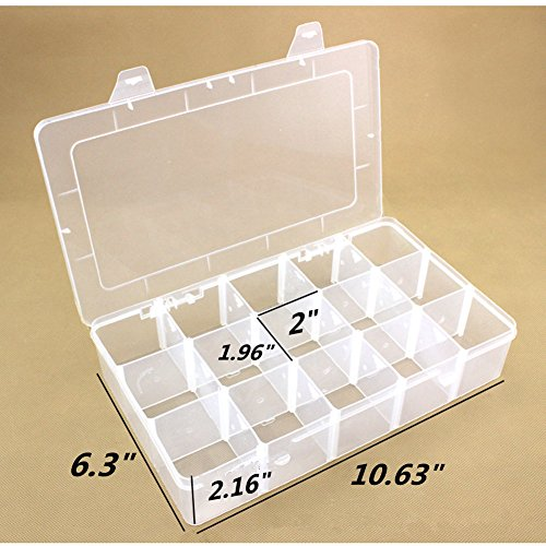 Buy jewelry containers with dividers
