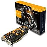 Sapphire Radeon TOXIC R9 280X 3GB GDDR5 DL-DVI-I/SL-DVI-D/HDMI/Dual Mini DP (UEFI) PCI-Express Graphics Card 11221-01-40G