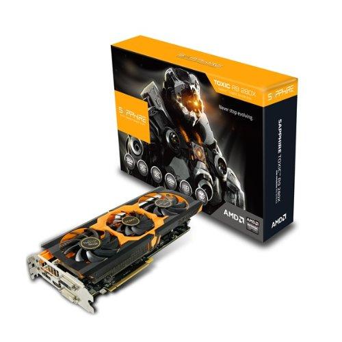 Sapphire DL DVI I SL DVI D PCI Express 11221 01 40G