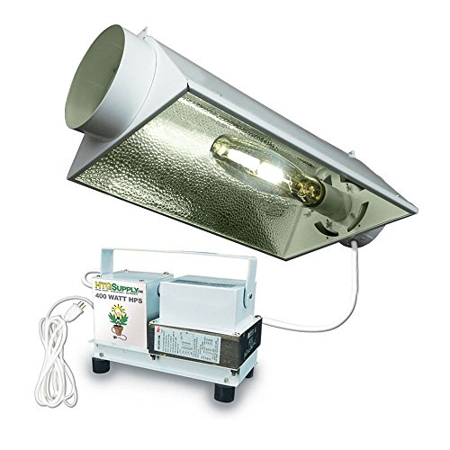 HTG Supply Air Cooled 400-Watt Ceramic Metal Halide (CMH)