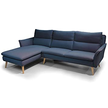 Place To Be 3 Sitzer Sofa Mit Recamiere Eck Sofa Eck Couch
