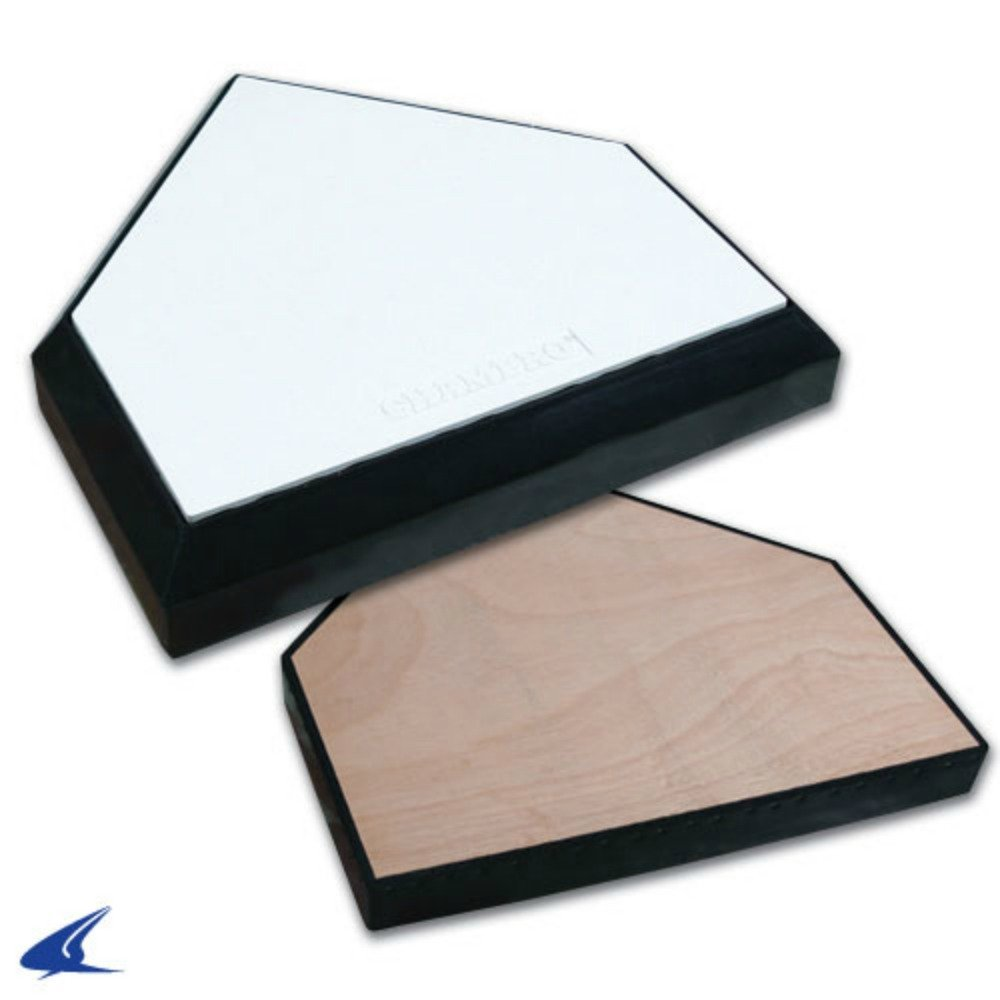Champro In-Ground Home Plate With Wood Bottom by Champro