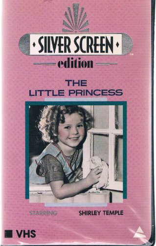 The Little Princess Starring Shirley Temple (Silver Screen 1939 Edition) VHS