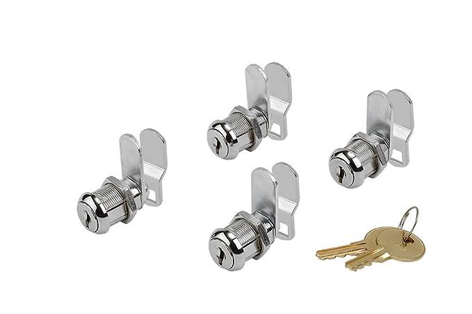 Disc Tumbler Cam Lock with 7/8