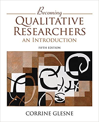 An Introduction 5th Edition Becoming Qualitative Researchers