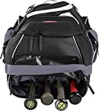 Rawlings Wheeled Baseball/Softball Equipment Bag