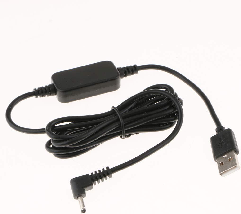 ACK-E15 USB Power Cable+DR-E15 LP-E12 Dummy Battery for Canon EOS 100D SL1