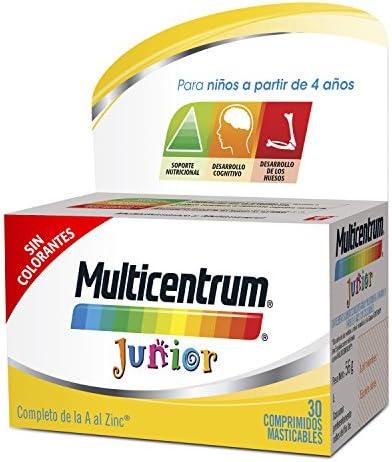 Multicentrum Junior Complemento Alimenticio