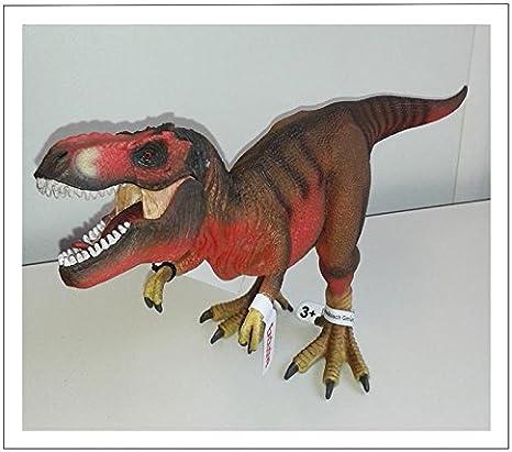 Schleich NORD AMERICA Tyrannosaurus Rex Rosso Giocattolo Figura 72068 Giappone
