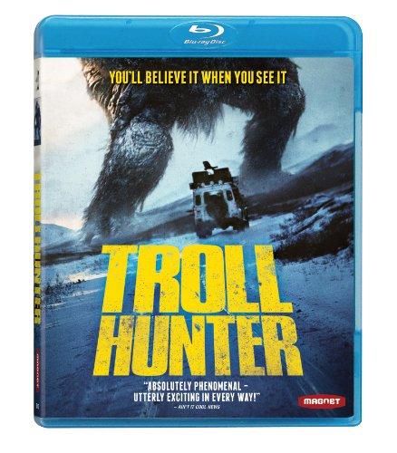 Blu-ray : Troll Hunter (, Widescreen)