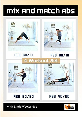 Barlates Body Blitz Mix and Match Abs Series 4 Workout DVD