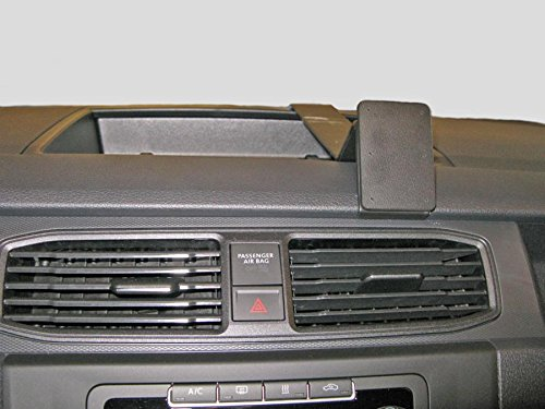 Brodit ProClip Coche Europe Tel/éfono m/óvil//Smartphone, Coche, Soporte pasivo, Negro, ABS sint/éticos, Volkswagen Caddy 16 Soporte