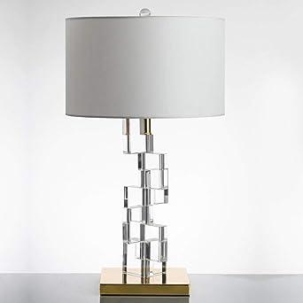 Lámpara de escritorio de mesa de noche de textura duradera y de ...
