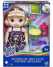 Baby Alive E0586ES0 - Muñeca Rubia para niña