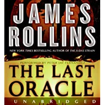 The Last Oracle Unabridged Cd: A Sigma Force Novel