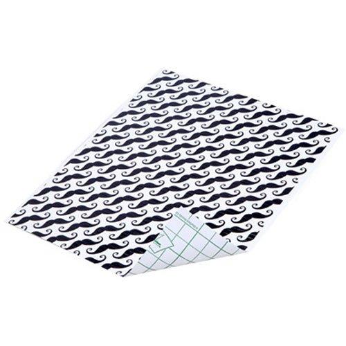 SHURTECH BRANDS 282717 8.25 x 10-Inch Duck Tape Mustache (Mustache Duct Tape)
