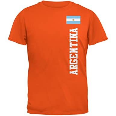 Amazon.com: Copa del Mundo Argentina playera: Clothing
