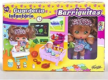 Infantil Barriguitas GuarderiaAmazon esJuguetes Parque O Y Juegos ZOPikuXT