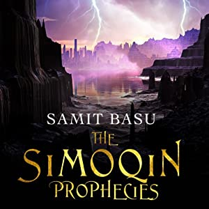 The Simoqin Prophecies Audiobook