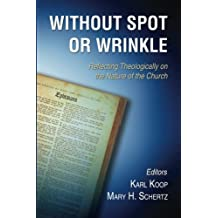 Without Spot or Wrinkle: Reflecting Theologically on the Nature of the Church