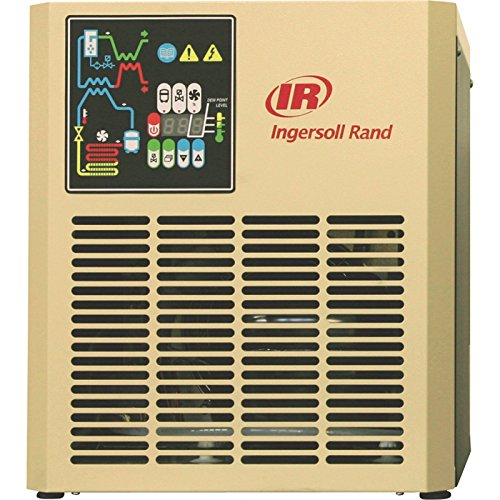 - Ingersoll Rand Refrigerated Air Dryer - 15 CFM, Model# D25IN (Cfm Dryer Refrigerated)