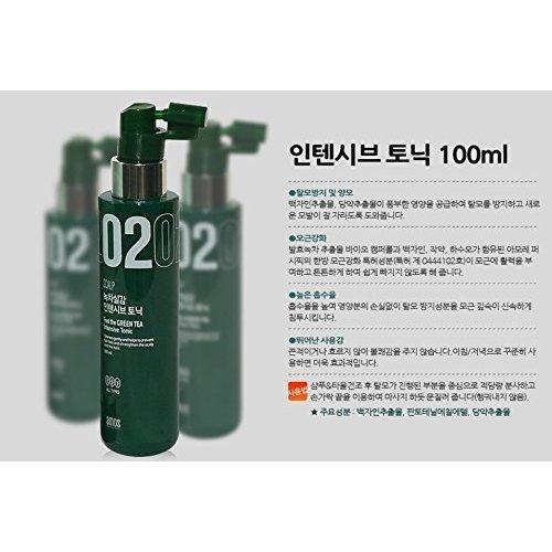 AMOREPACIFIC amos scalp feel the green tea intensive tonic, made in Korea, Kstyle, anti hair fall