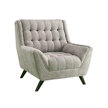 Amazon.com: Benzara BM69668 Retro Contemporary Sofa Chair ...