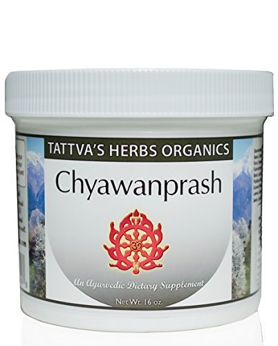The 'Real' Chyawanprash Herbal Jam - Ethically Wildcrafted with Over 45 Herbs - Don't Settle for Less