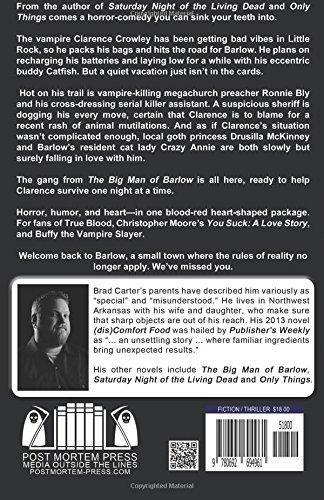 Barlow After Dark: Brad Carter: 9780692694961: Amazon com: Books
