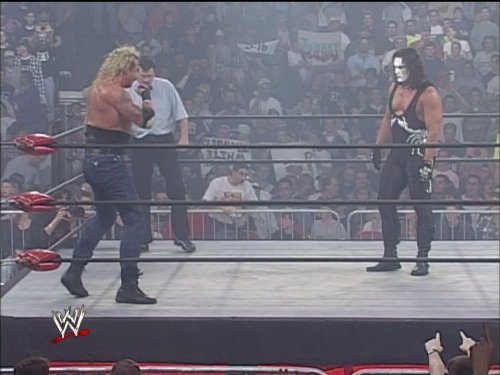 March 23, 1998 WCW World Heavyweight Championship Match Sting Vs. Diamond Dallas Page