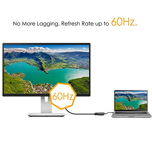 85%OFF USB-C to HDMI 4K @60Hz CableCreation Type C to HDMI Adapter