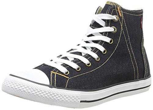 Pour Baskets Denim Homme Levi's Mode Footwear Bleu qP5Hw