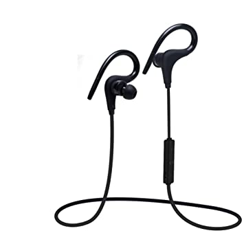 Bluetooth Headset,Ouneed ® Estéreo deportes de moda auriculares inalámbricos Bluetooth Sweatproof para auricular Auriculares