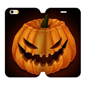 """Halloween Custom TPU Case and High Grade PU Leather Cover for iPhone6 Plus 5.5"""""""
