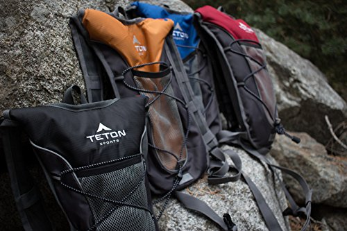06a0d5633a TETON Sports Trailrunner 2 Liter Hydration Backpack  Perfect for Trail  Running