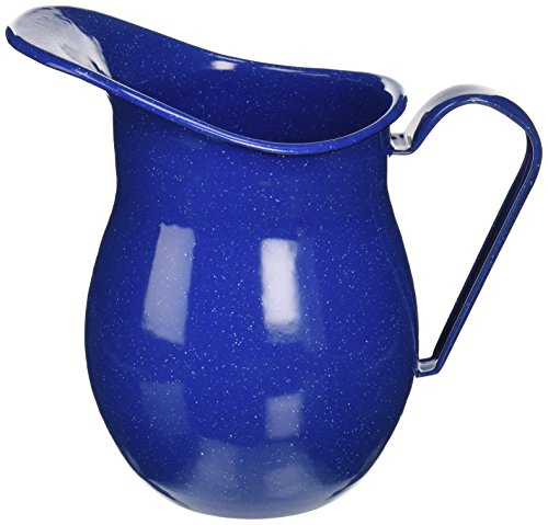 - GSI Outdoors Blue Graniteware Pitcher, 2 Quart