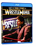 Cover Image for 'WWE: The True Story of WrestleMania'