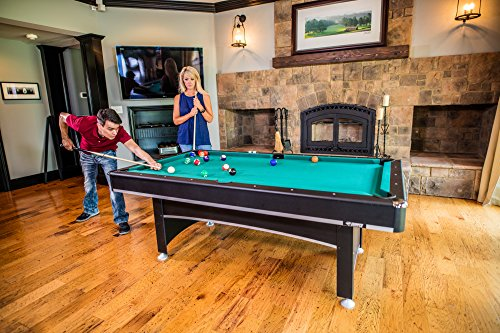 Triumph phoenix 7 billiard table with table tennis conversion top buy online in uae sports - Pool table table tennis ...