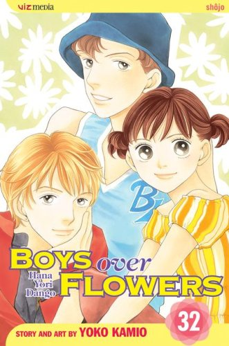 Boys Over Flowers, Vol. 32 -