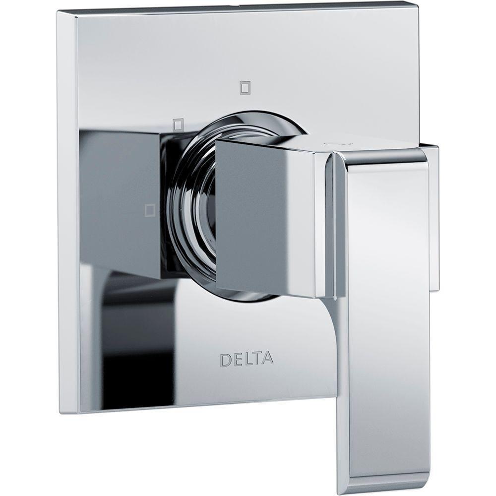 Delta Faucet T11867 3-Setting Shower Diverter, Chrome by DELTA FAUCET