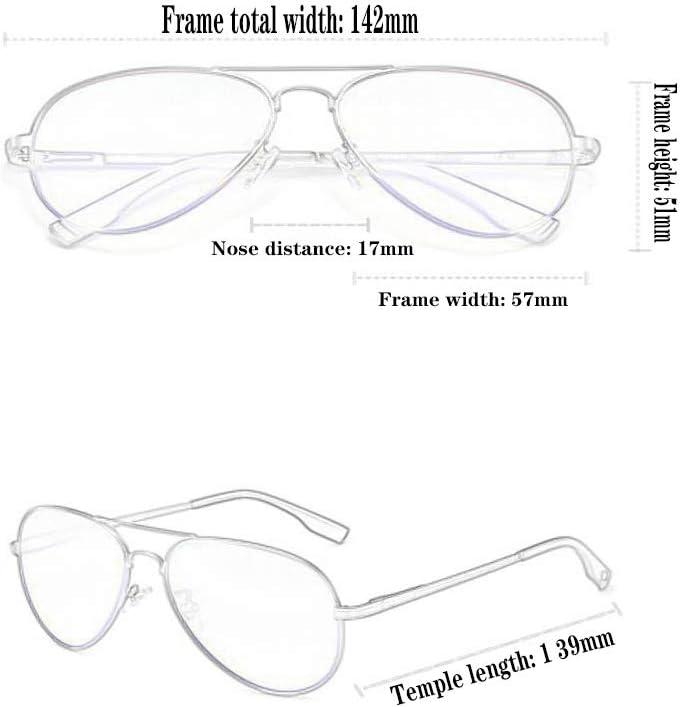 MGMDIAN Occhiali da Sole for Adulti for Lega Media Telaio Uomini del Sole Durante Il Giorno di Guida polarizzati degli Occhiali da Sole Anti-riflesso (Color : D) D