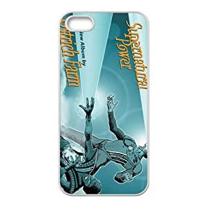 Supernatural Cool TV Play Customized DIY Hard Plastic Case Cover for iPhone 5 5S