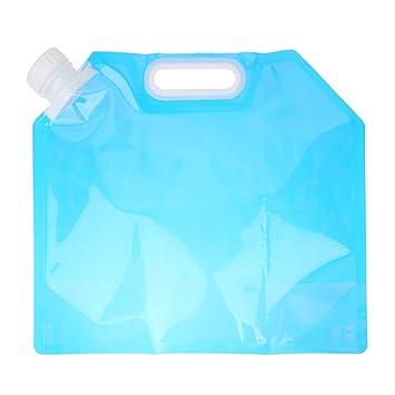 Zhijian - Bolsa de Almacenamiento de Agua Plegable portátil ...