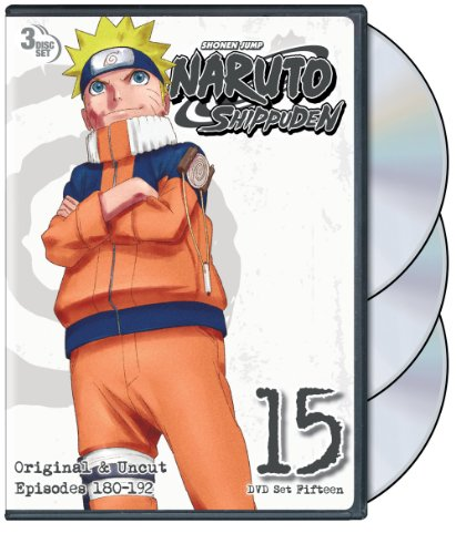Naruto Shippuden: Set 15 (Naruto Shippuden The Movie 2)