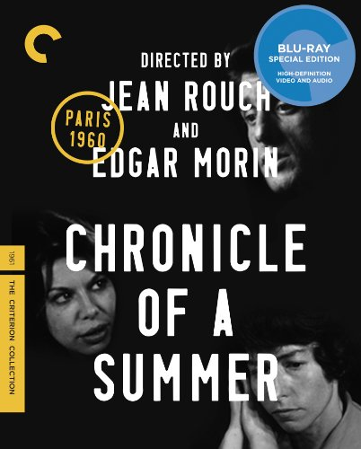 Chronicle of a Summer (Criterion Collection) [Blu-ray]