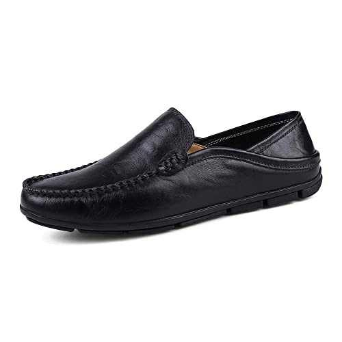 Mocasines de Moda para Hombre Wave Sole Suave y súper Ligero Slip On Driving Loafer: Amazon.es: Zapatos y complementos