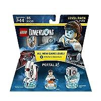 Portal 2 Level Pack - Dimensiones LEGO