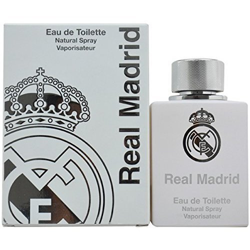 Men Air-Val International Real Madrid Edt Spray 3.4 Oz *** Product Description