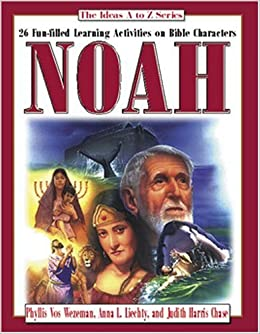 Ideas A-Z Series: Noah (Ideas A to Z Series)