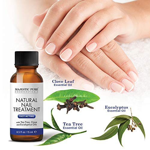 MAJESTIC PURE Natural Nail Treatment